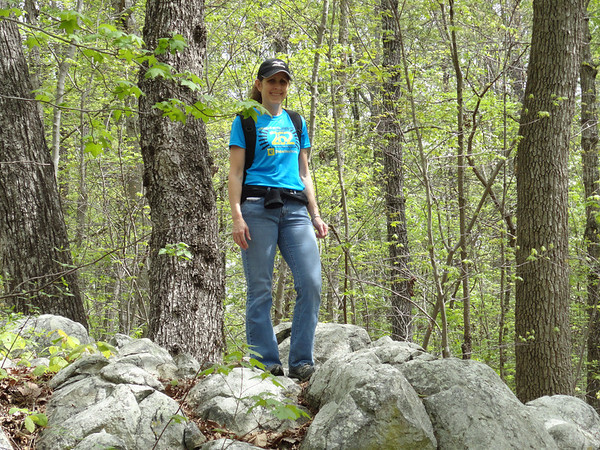 Hike Uwharrie